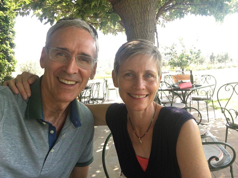 Wayne McArdle e Margaret MacKinnon
