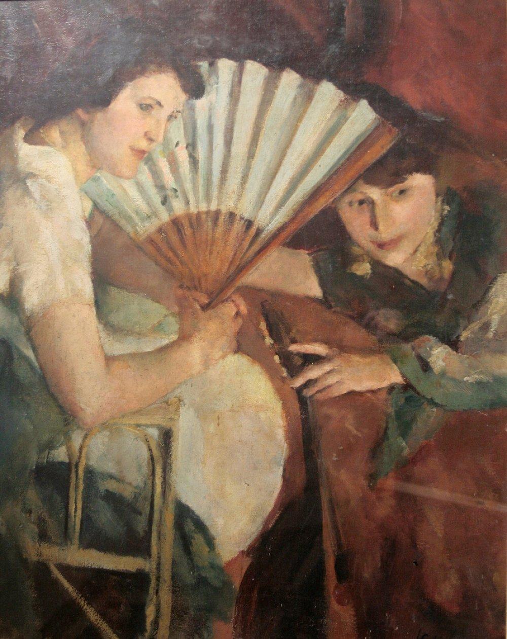 Lea Colliva, Amici, 1927