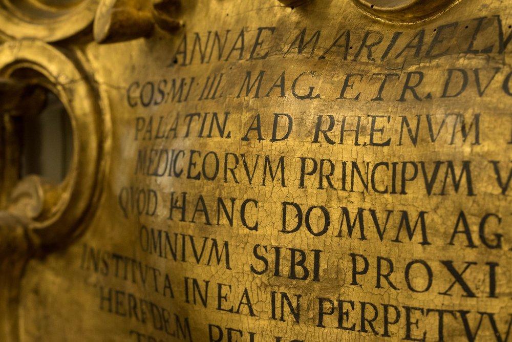 Anna Maria Luisa de' Medici, un nome da ricordare