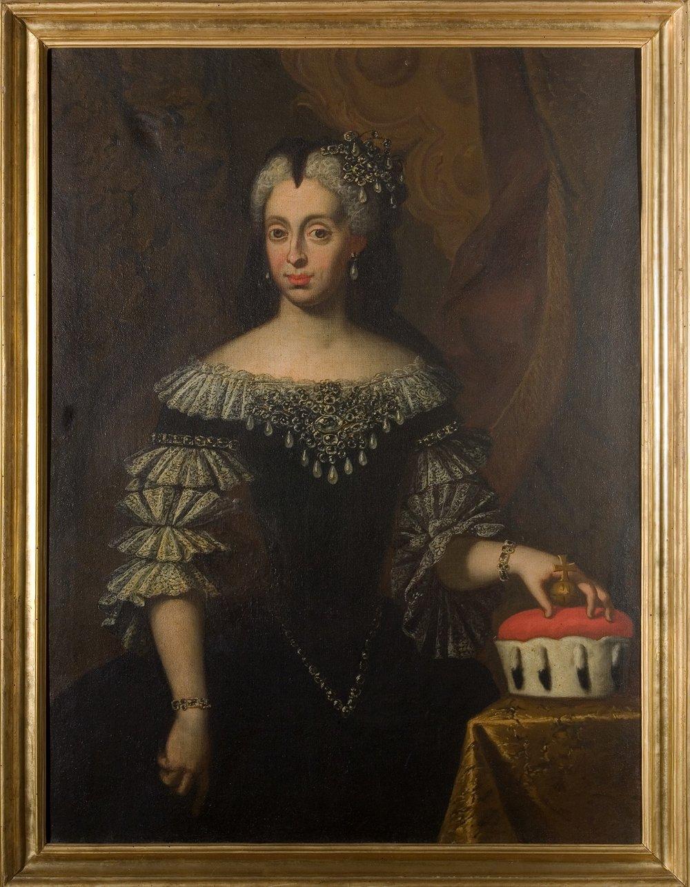 Anna Maria Luisa's portrait returned to Palazzo Vecchio, restored