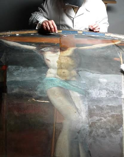 Crucifixion Rossella restoring Nelli cut version.jpg