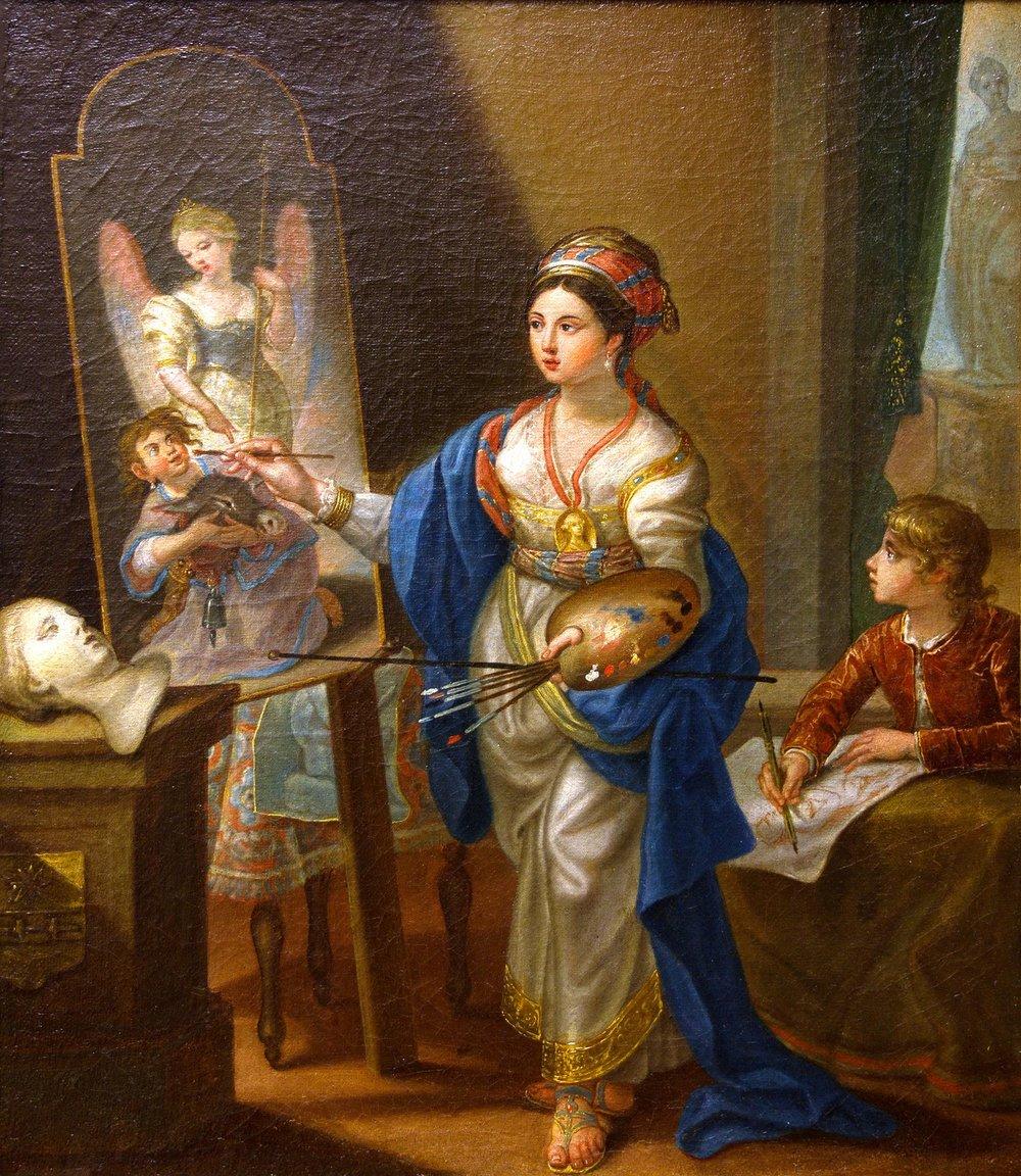 L'autoritratto meno noto di Duclos, attribuitogli da Giovanna Giusti, agli Uffizi