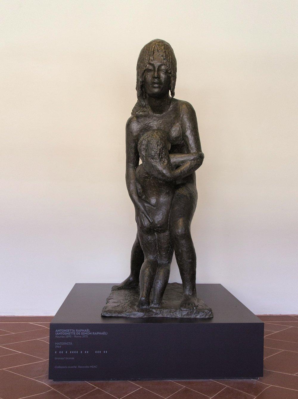 Maternity by Antonietta Raphael Mafa