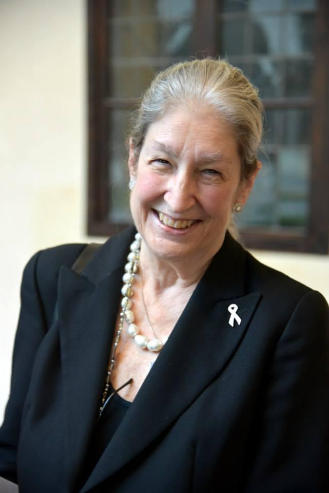 Jane Fortune, fondatrice e presidente di AWA
