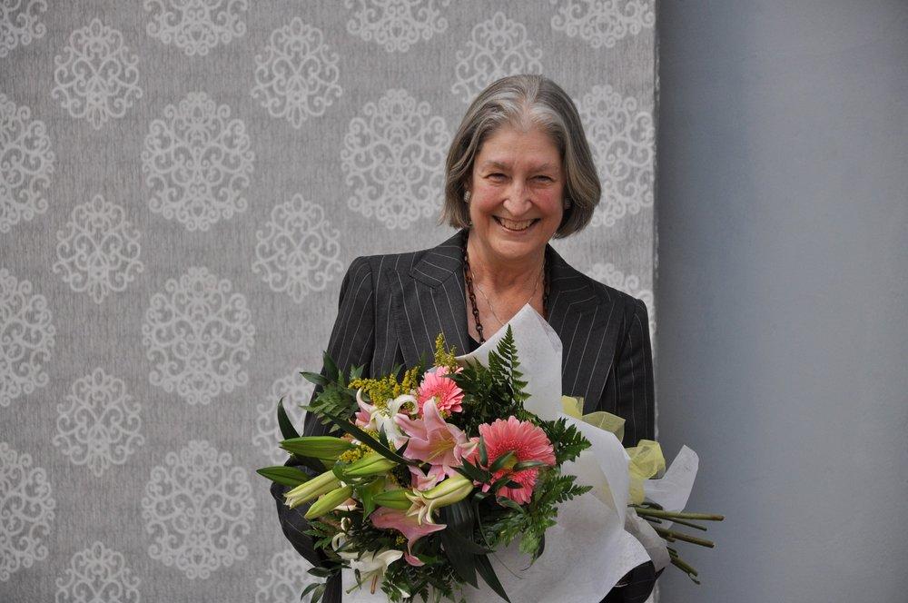 Jane Fortune, presentando il suo libro 'To Florence, Con Amore'