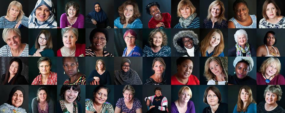 """Immagine di Tina Gue, fotografa il cui lavoro è esposto alla mostra """"This is us"""", al The Vestibules, Bristol."""