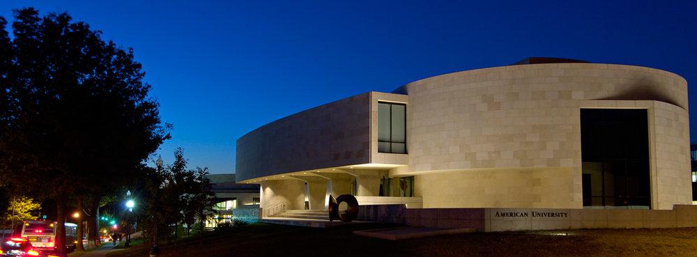 Katzen Art Center, American University Washington DC