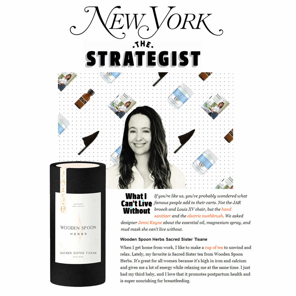 NY Mag's The Strategist