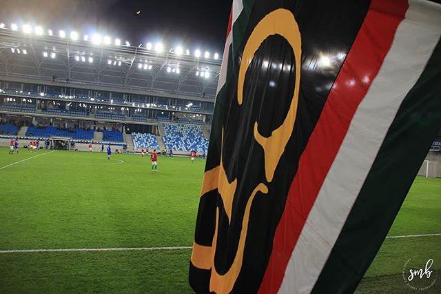 🇭🇺Magyarország - Szlovénia ⚽️U19 Eb-selejtező ⏰2018.10.10. 20:15 📍Hidegkuti Nándor Stadion 🎟️Ingyenes  Fotó: SMB Photography