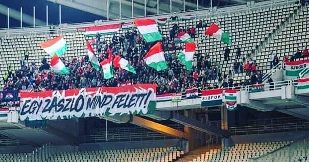 Egy zászló mind felett!🇭🇺🔥