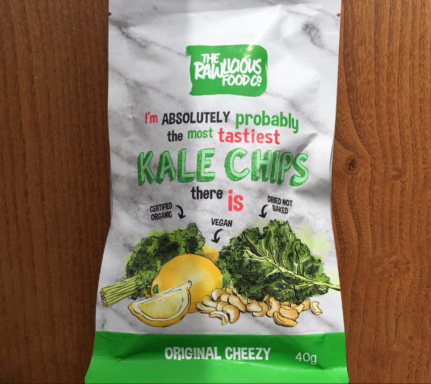 Rawlicious Food Co product review