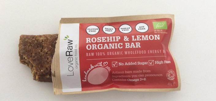 Love Raw Bars Product Review