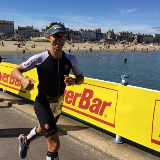 Bespoke coaching - WITH Ironman World Championship qualifieRPaul Ransome
