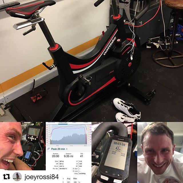 #Repost @joeyrossi84 with @get_repost ・・・ Yesterday was FTP day. Time to test myself and set a benchmark to structure my training from in the new season. I didn't expect to set a new PB in February! 331 watts for 20 minutes giving me an FTP of 314 (7 watts up on previous best). Proving to me that winter training camps work with @zoot_athlos_racing_team and following a structured coaching plan is the way forward @urban_endurance 2019 could be a good year! #ftp #pb #triathlon #evenmanagedtosmile