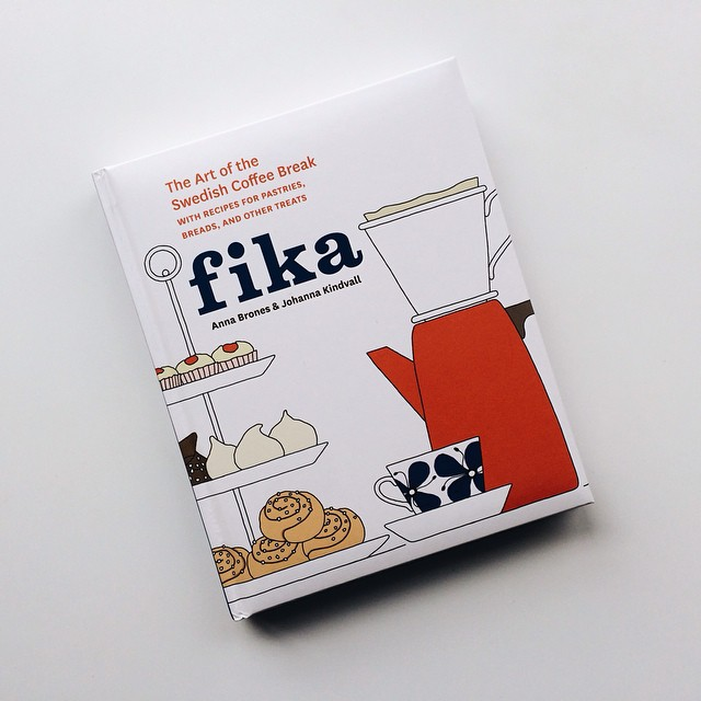 Don't miss your chance to snag @johannakindvall's newest cookbook filled with Swedish baked goods and confections - the illustrations alone are worth their weight in butter! #giveaway #ontheblog