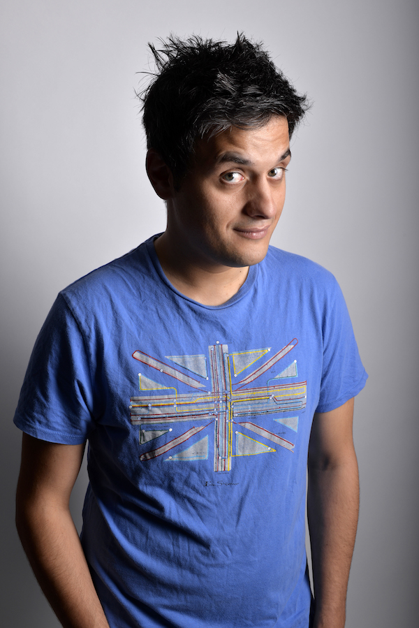 - Greek comedian George has firmly established himself in the UK and Australian comedy circuits, has performed in various countries such as Spain, The Netherlands, Greece, Germany and Hong Kong and has supported Luisa Omielan and Sophie Willan on their UK tours.