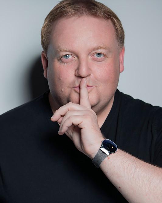 Darren Stanton The Human Lie Detector