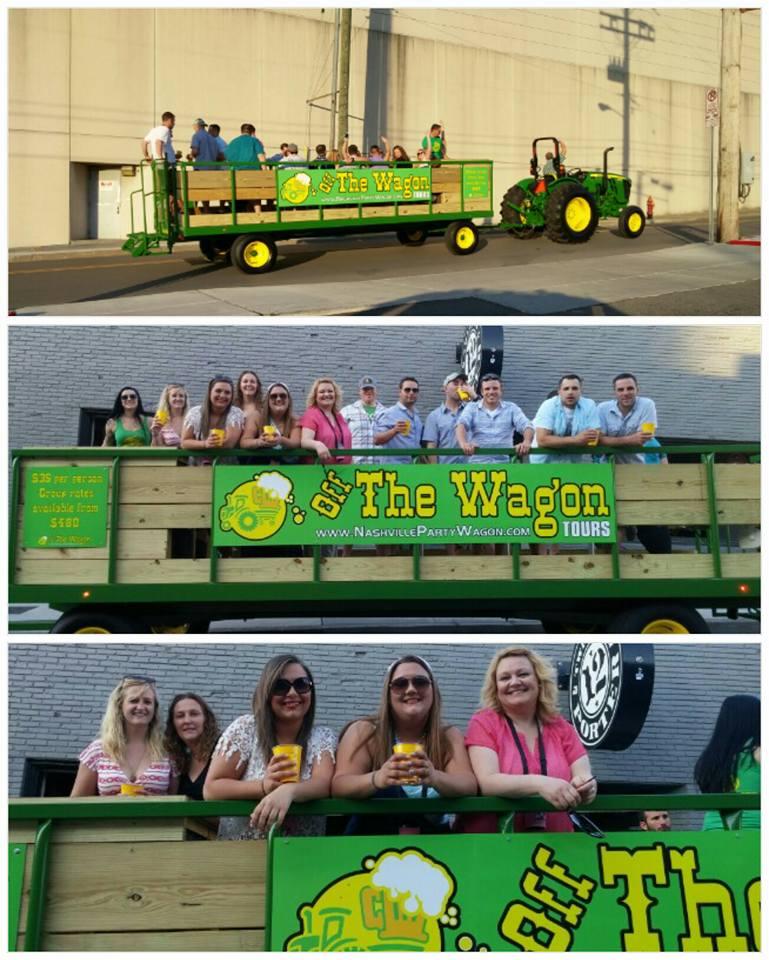 Nashlorette off the wagon tour