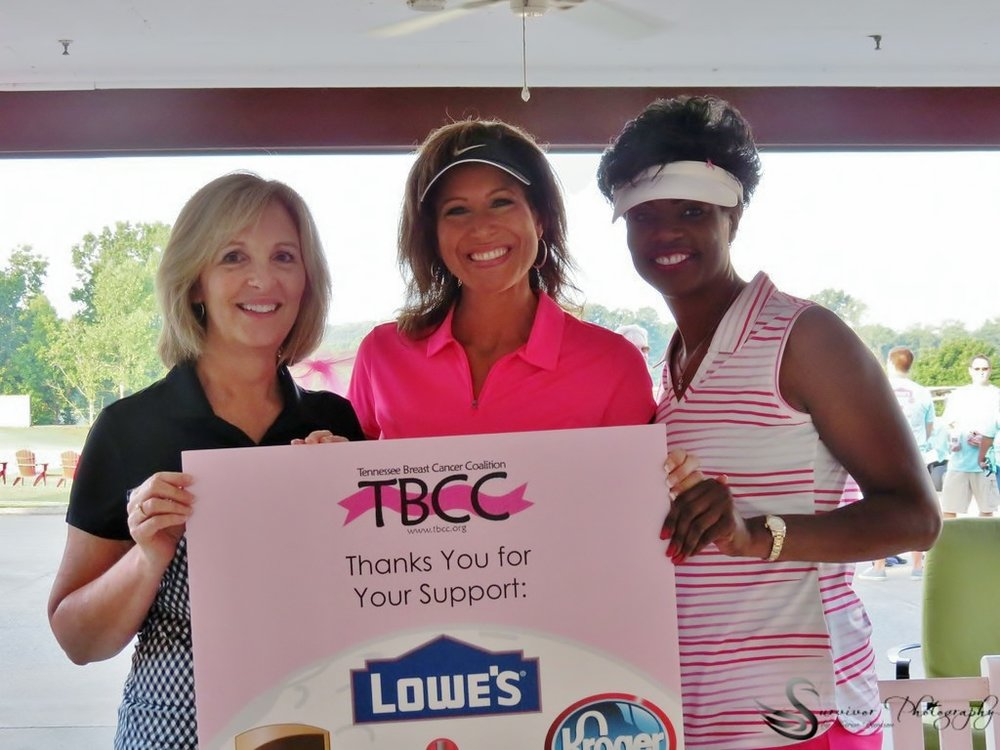 Tennessee Breast Cancer Coalition fund raiser