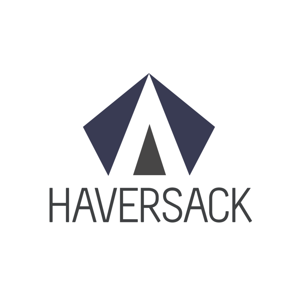 Haversack, survival gear