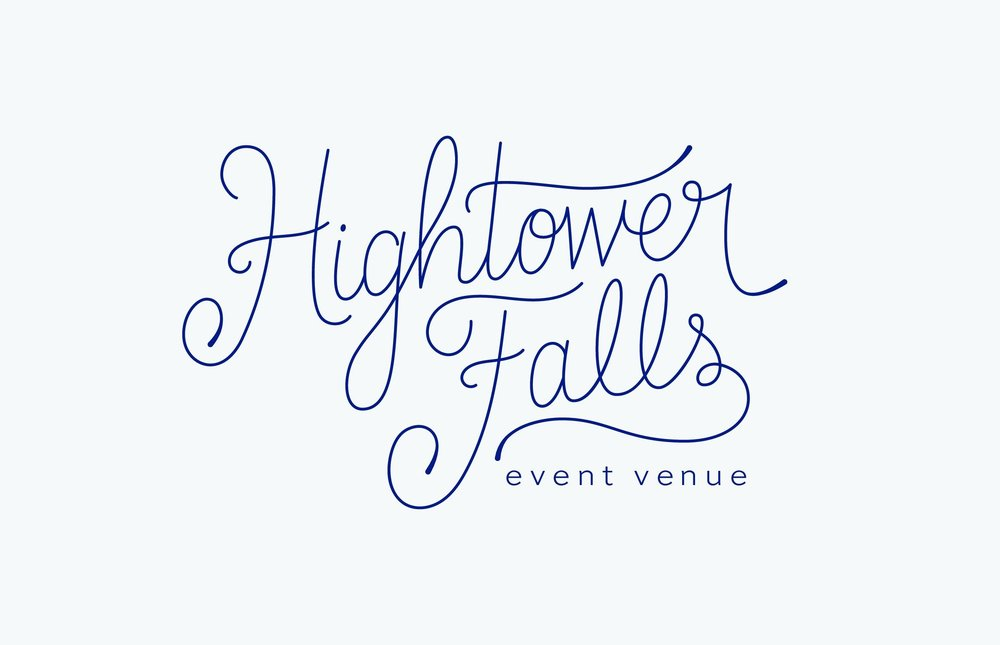 Hightower Falls, wedding & event venue