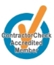 Toronto Contractor Check  Logo