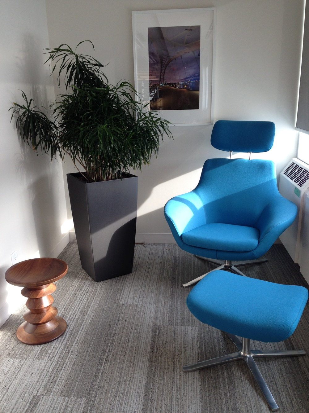 Blue Chair and Medusa.jpg