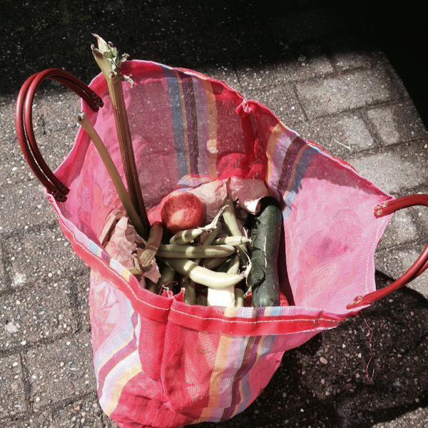 Plastic Free Veg shopping......