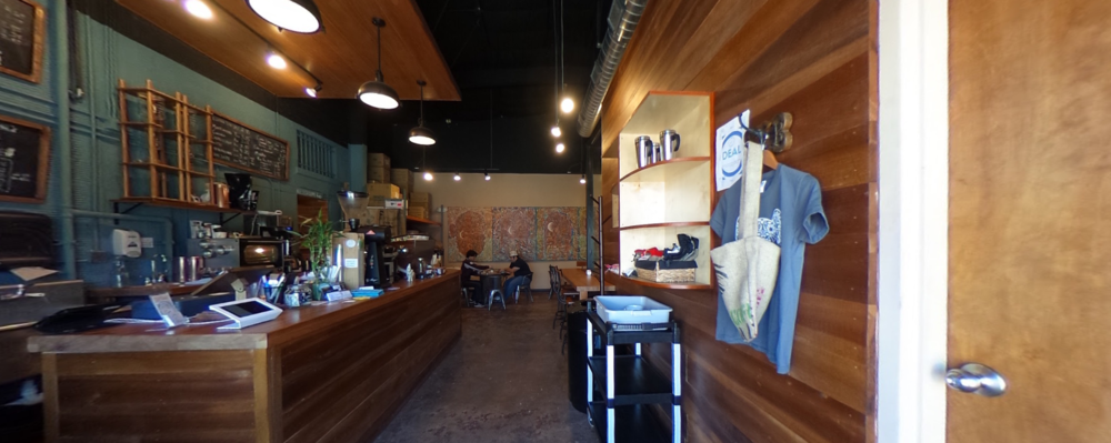 WHITE ELEPHANT COFFEE COMPANY (San Antonio, Texas) - Google Business View Photosphere