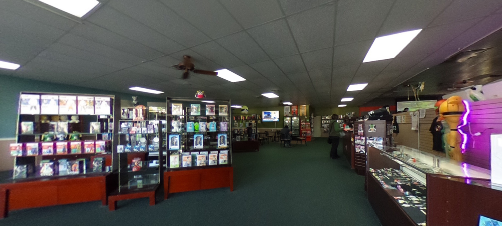 Otaku Cafe (San Antonio, Texas) - Google Business View Photosphere