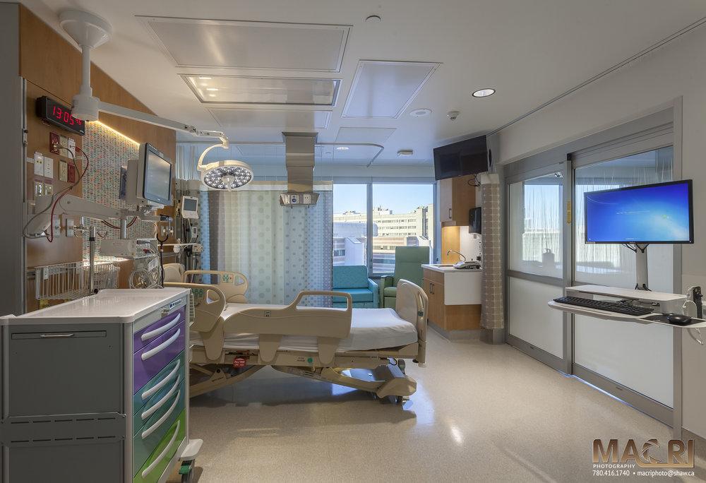 Stollery Hospital new room.jpg