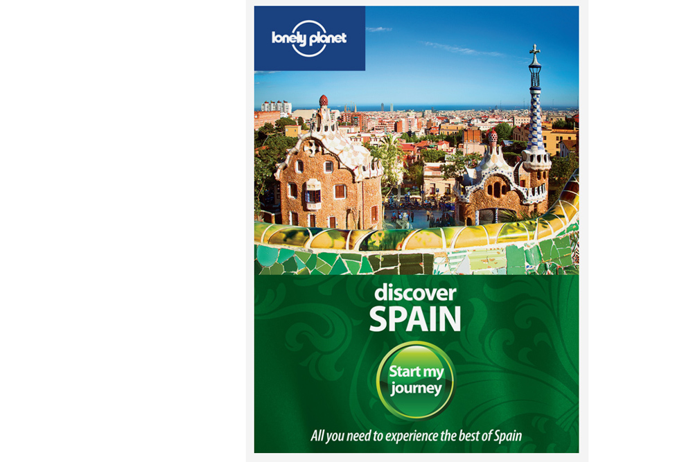 Coverbild: Lonely Planet Spain