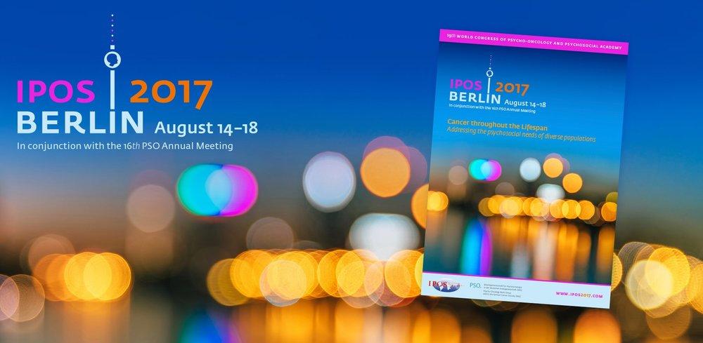 Leitmotiv IPOS 2017 Congress in Berlin: die Weimarer Agentur Goldwiege gewinnt den Wettbewerb um die Marke und entwickelte in Folge ein Key Visual für Print- und Online-Produkte,