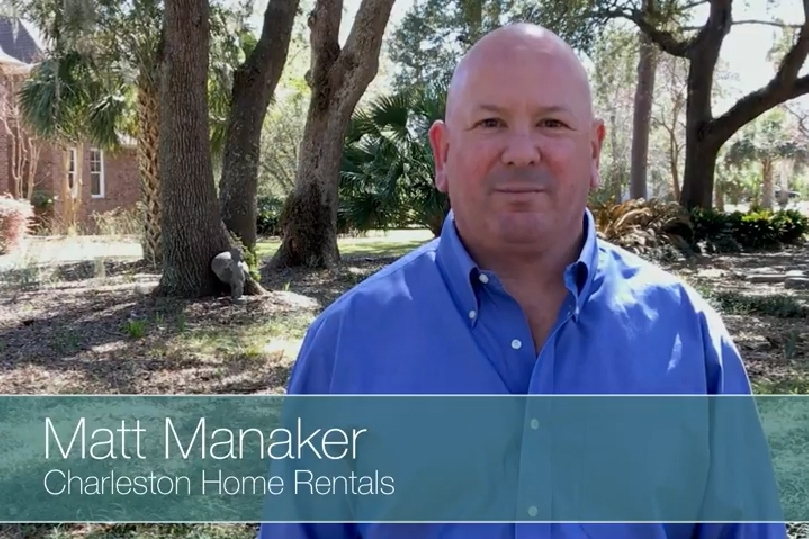 Our  property owner page  with a video message from Matt Manaker is easy to share.