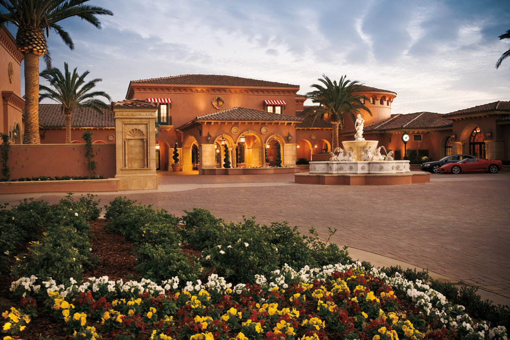Fairmont Grand Del Mar, Main Entrance