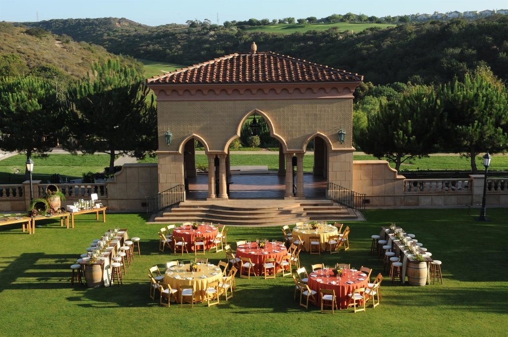 Aria Lawn at the Fairmont Grand Del Mar