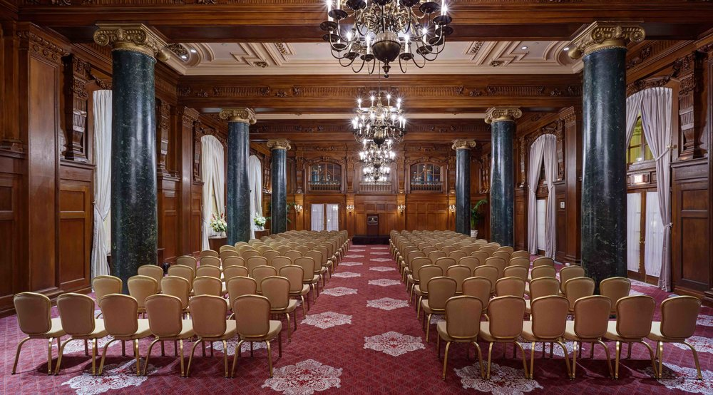 Rehearsals and Cavendish Advisors will be hosted at the Willard InterContinental