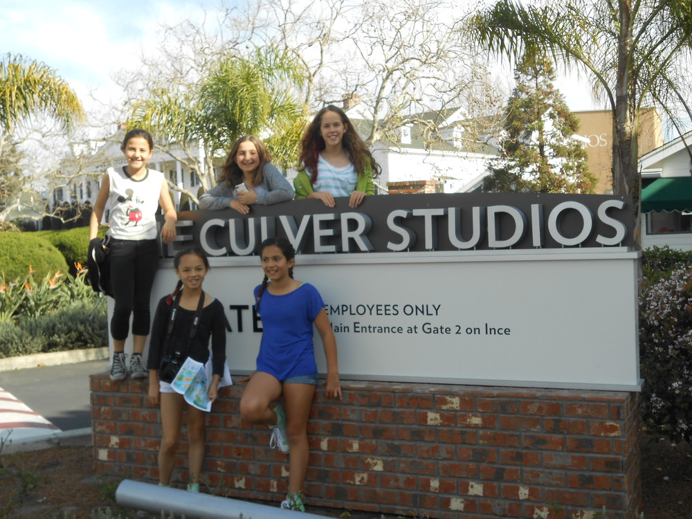 Culver City Scavenger Hunt