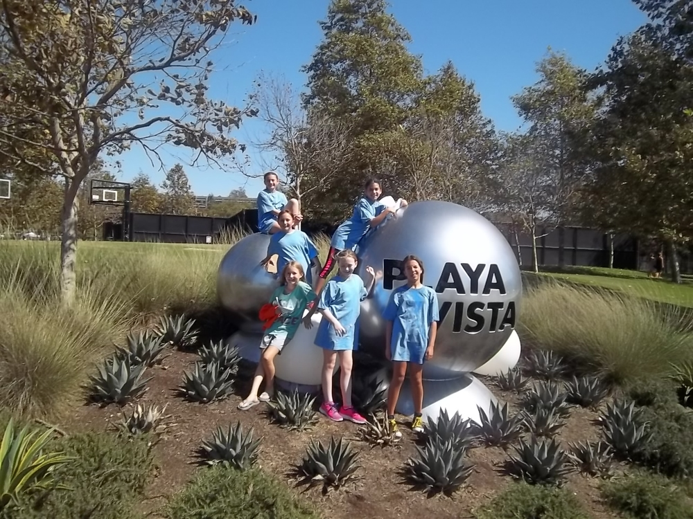 Playa Vista Scavenger Hunt