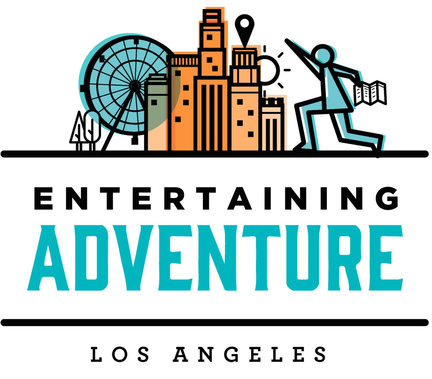 Los Angeles Scavenger Hunt and Games:  Entertaining Adventure