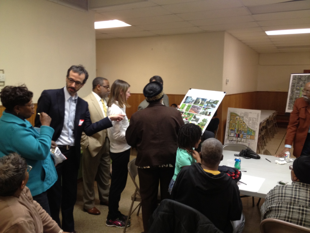 Neighbors Gather to Plan a New Park for Their Community