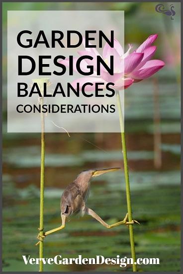 Garden design balances considerations. Image: Verve Garden Design.