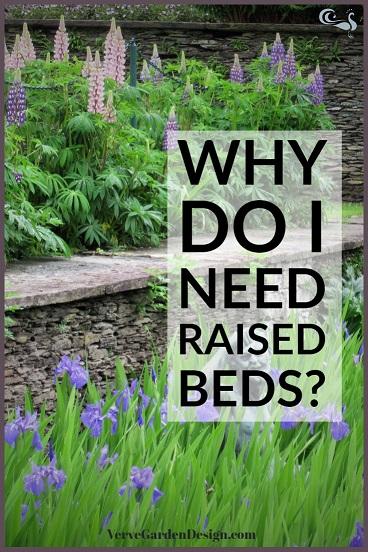 Why do I need garden raised beds? Image: Verve Garden Design.