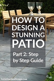 How To Design a Stunning Patio Part 2