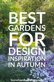 Best Gardens To Visit For Autumn Colour.  Image: Chris Denning/ Verve Garden Design.