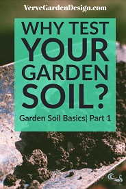Why you should Test Your Garden Soil