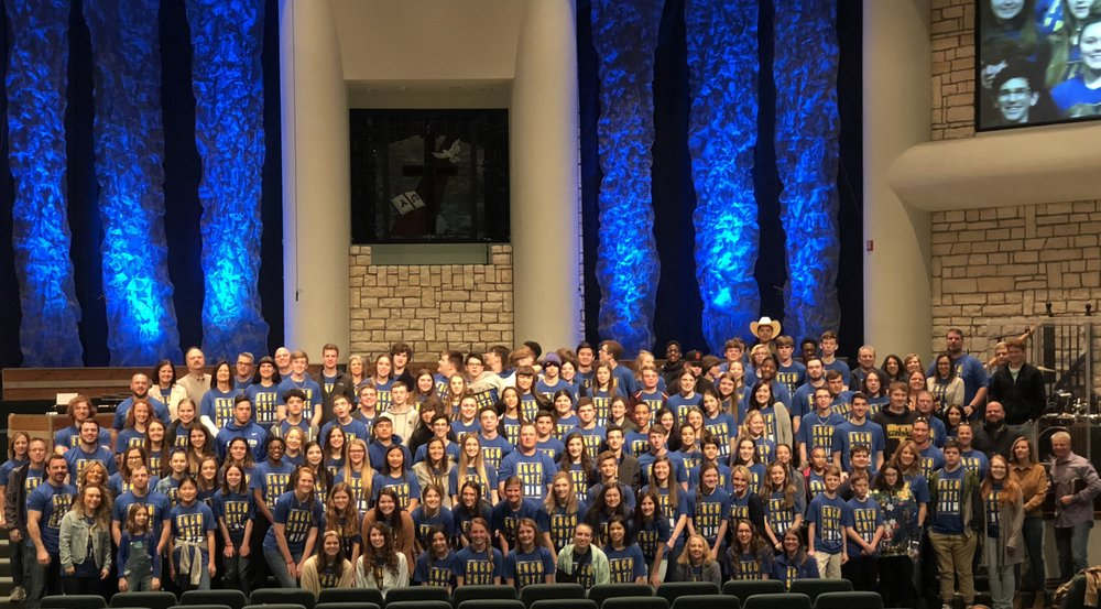 Encounter 2019 Group Picture