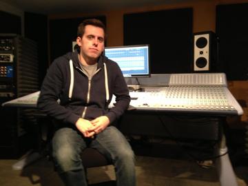 Kyle A . - Rockstar Audio Engineer/Producer  Super Power: Production Master