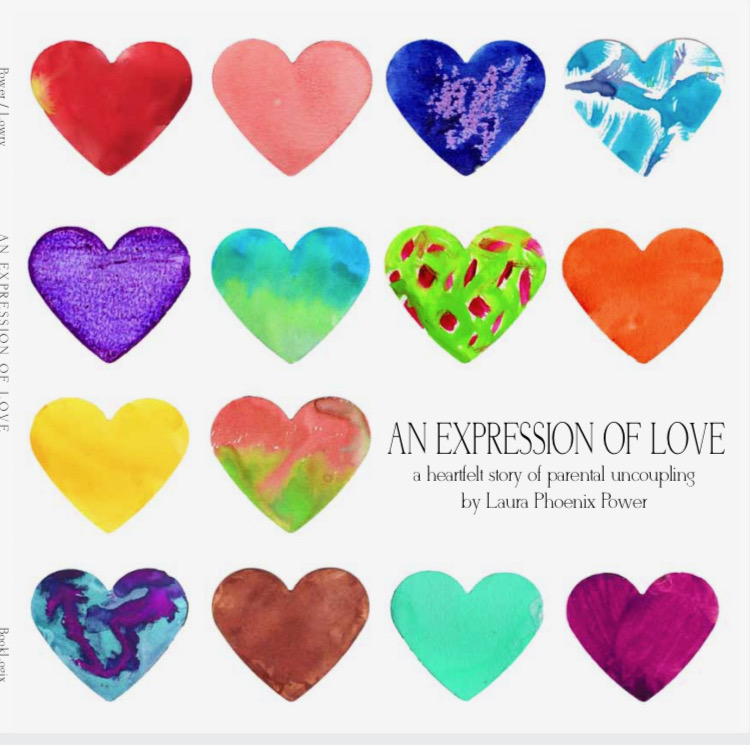 An Expression Of Love - a heartfelt story of parental uncoupling