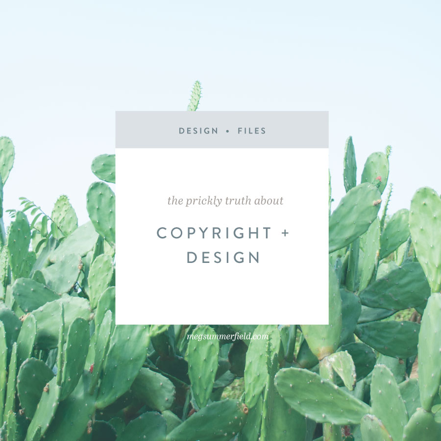Copyright and Design - What You Need to Know.